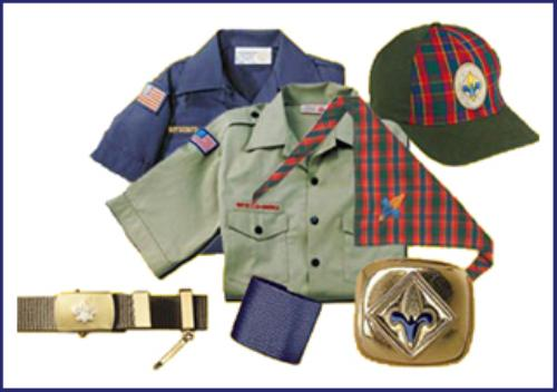 Image result for tiger cub uniform